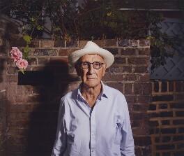Barry George Davies, by Richard Ansett - NPG x200195