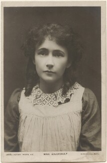 Nina Boucicault as 'Moira Loney' in 'Little Mary', by Lizzie Caswall Smith, published by  Rotary Photographic Co Ltd - NPG x200393