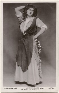 Maxine Elliott (Jessie Dermott) in 'Under The Greenwood Tree', by Lizzie Caswall Smith, published by  The Philco Publishing Co - NPG x200452