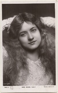 Maude Fealy, by Lizzie Caswall Smith, published by  Rotary Photographic Co Ltd - NPG x200459