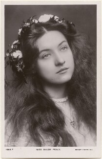 Maude Fealy, by Lizzie Caswall Smith, published by  Rotary Photographic Co Ltd - NPG x200461