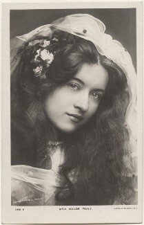 Maude Fealy, by Lizzie Caswall Smith, published by  Rotary Photographic Co Ltd - NPG x200463