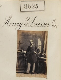 Henry E. Dresser, by Camille Silvy - NPG Ax58448