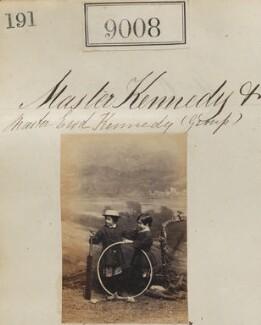 Master Kennedy; Edward Kennedy, by Camille Silvy - NPG Ax58832