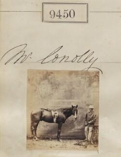 Mr Conolly, by Camille Silvy - NPG Ax59257