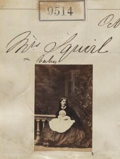 Mrs Squirl, by Camille Silvy - NPG Ax59322