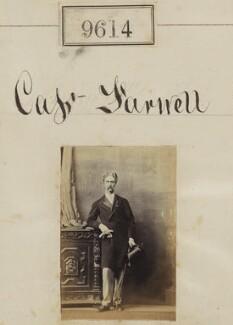 Captain Farwell, by Camille Silvy - NPG Ax59361