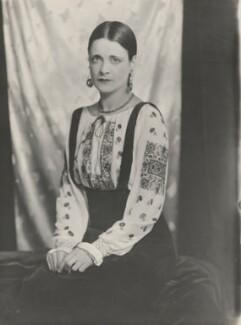Harriet Cohen, by Yvonne Gregory - NPG x199944