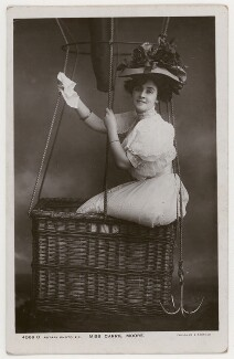Carrie Moore, by Foulsham & Banfield, published by  Rotary Photographic Co Ltd - NPG x201169