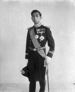 Nobuhito, Prince Takamatsu of Japan, by Vandyk - NPG x200710