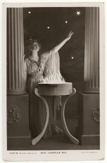 Gabrielle Ray, by Foulsham & Banfield, published by  Rotary Photographic Co Ltd - NPG x201188