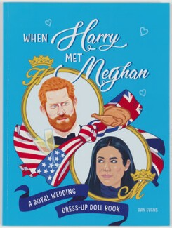 'When Harry met Meghan' (Prince Harry, Duke of Sussex; Meghan, Duchess of Sussex), by Dan Evans, published by  Octopus Publishing Group Ltd - NPG D48664