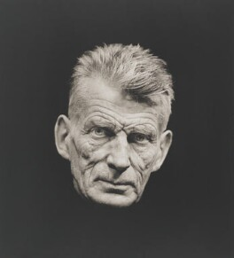 Samuel Beckett, by John Haynes - NPG x200698