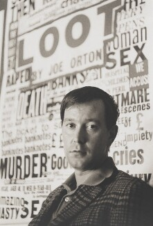 Joe Orton, by John Haynes - NPG x200699
