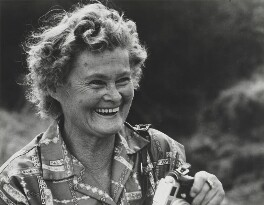 Joy Adamson, by Wolfgang Suschitzky - NPG x200727