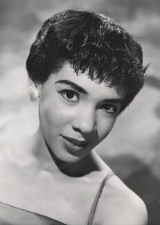 Shirley Bassey, by David Sim, for  Camera Press - NPG x194374