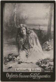 Antoinette Ashton, published by Ogden's - NPG x196246