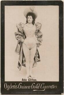 Ada Clifton, published by Ogden's - NPG x196248
