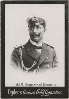 Wilhelm II, Emperor of Germany and King of Prussia, published by Ogden's - NPG x196268