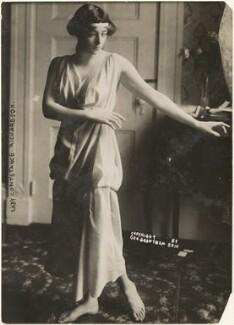Lady Constance Stewart-Richardson (née MacKenzie), by George Grantham Bain - NPG x196289