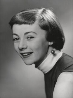 Geraldine McEwan, by Bassano Ltd, for  Camera Press - NPG x194387