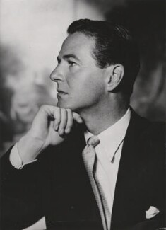 Terence Rattigan, by Vivienne, for  Camera Press - NPG x194388