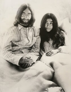 John Lennon; Yoko Ono, for Central Press, 27 March 1969 - NPG  - © Central Press