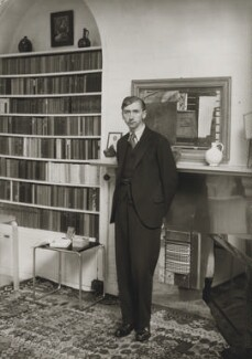 Herbert Read, by Howard Coster - NPG x19537MP
