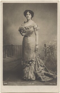 Dame Clara Ellen Butt, by Eleanor Holmes, published by  Rotary Photographic Co Ltd - NPG x200557