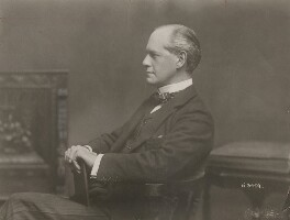 John Galsworthy, by Culver Pictures Ltd - NPG x194423