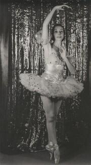 Alicia Markova, by Carl Van Vechten - NPG x194438