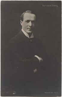 Gervase Henry Cary Elwes, by Lena Connell (later Beatrice Cundy), published by  Breitkopf & Hartel - NPG x200571