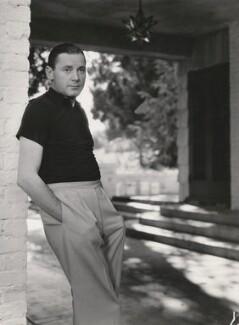 Herbert Marshall, by Unknown photographer - NPG x194440