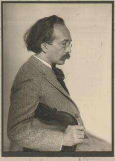 Josef Pembaur, by Li Osborne - NPG x194479