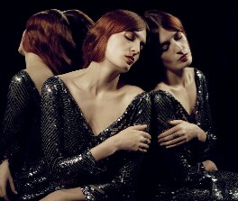 Florence Welch, by Tom Beard - NPG x200791
