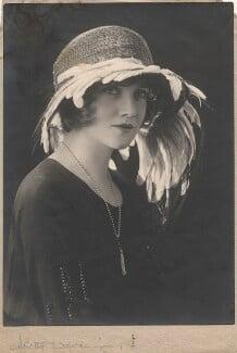 Dorothy Dickson, by Dorothy Wilding - NPG x194491