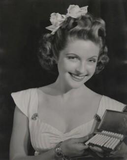 Dorothy Hyson, by Baron (Sterling Henry Nahum) - NPG x194496