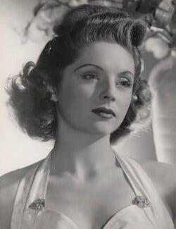 Dorothy Hyson, by Houston Rogers - NPG x194497