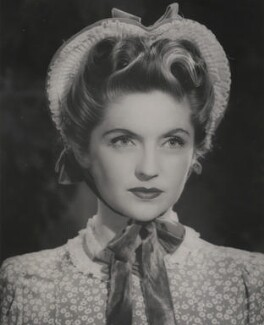 Dorothy Hyson, by Paul Tanqueray - NPG x194498
