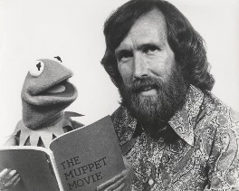 Jim Henson and 'Kermit the Frog', by Unknown photographer - NPG x198234
