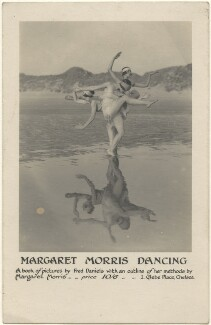 'Reflections' (Margaret Morris and her dancers), by Fred Daniels - NPG x200815