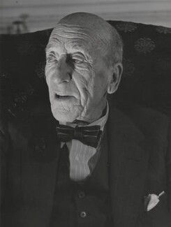Algernon Henry Blackwood, by Tom Blau - NPG x198257