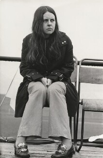 Bernadette Devlin, by Penny Tweedie, for  Camera Press - NPG x198292