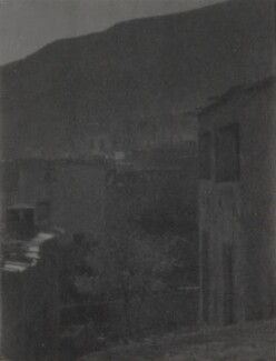 Environs, Yegen, Granada, by (Charles) John Hope-Johnstone - NPG P134(2)