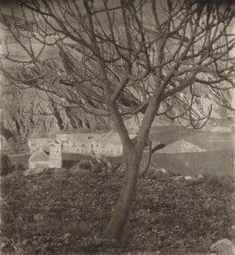 Scene near Yegen, Granada, by (Charles) John Hope-Johnstone - NPG P134(3)