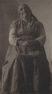 Unknown woman, by (Charles) John Hope-Johnstone - NPG P134(14)