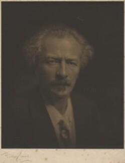 Ignace Jan Paderewski, by (John) Furley Lewis - NPG x198317