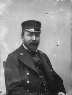 National Portrait Gallery Head-Warder, by Sir Emery Walker - NPG x183996