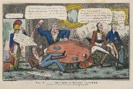 The R-l Bruiser, or Blomy Floor'd!!, published by John Fairburn - NPG D48673