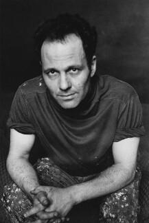 Frank Auerbach, by Harry Diamond - NPG x210038